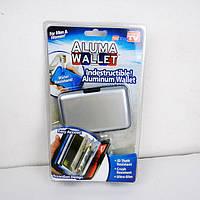 Aluma Wallet (Аллюма Уоллет) - бумажник, кошелек для кредиток и бумажных купюр оптом, фото 1