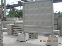 продажа заборных плит ПЗ-1 в комплекте с фундаментной подушкой ФП-2 с...