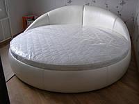 Кровать круглая диаметром 2,25 (спальное место диаметром 200 см.