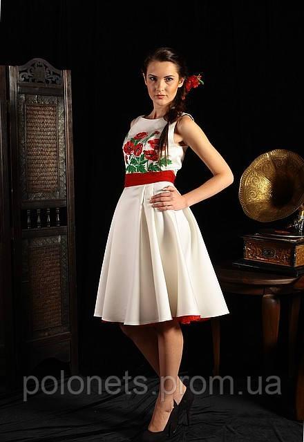 Плаття в українському стилі продажа