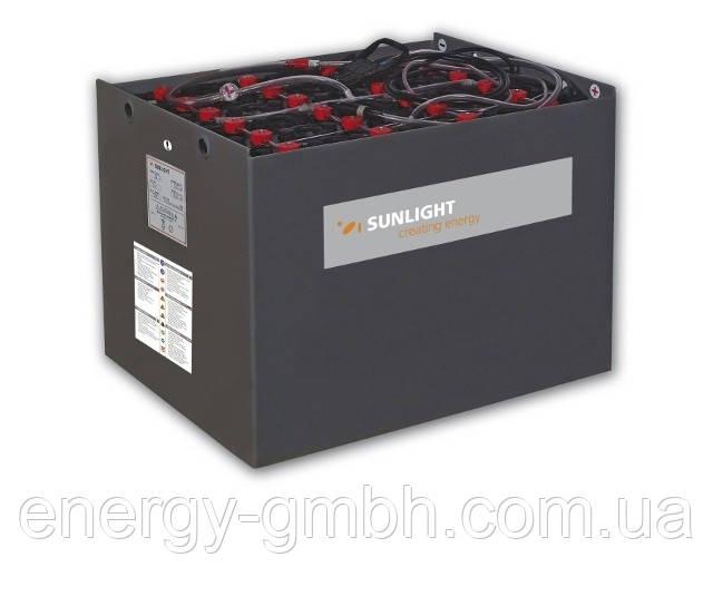 Тяговая батарея 80В, 400 А*ч
